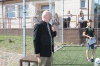 II Turniej Szkół Podstawowych oPuchar Burmistrza Bisztynka
