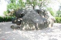 Zagospodarowanie terenu wokół Kamienia Diabelskiego